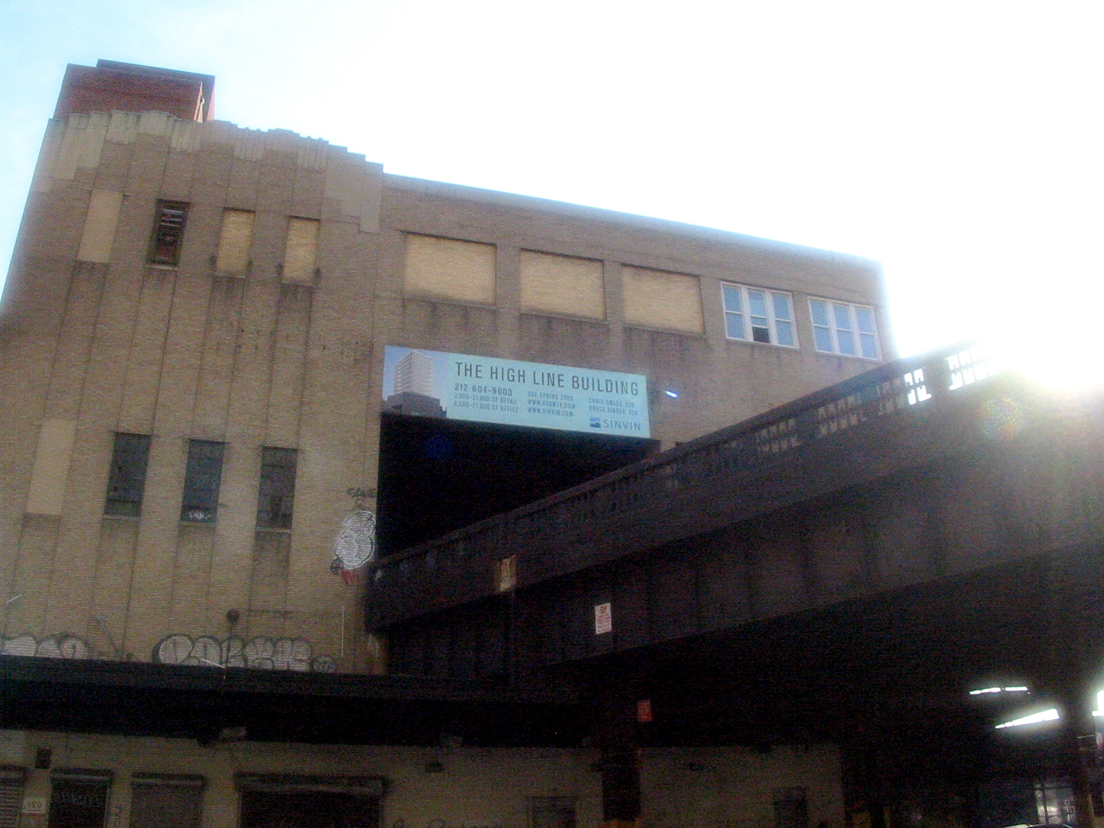 The Highline, 14th Street, New York NY