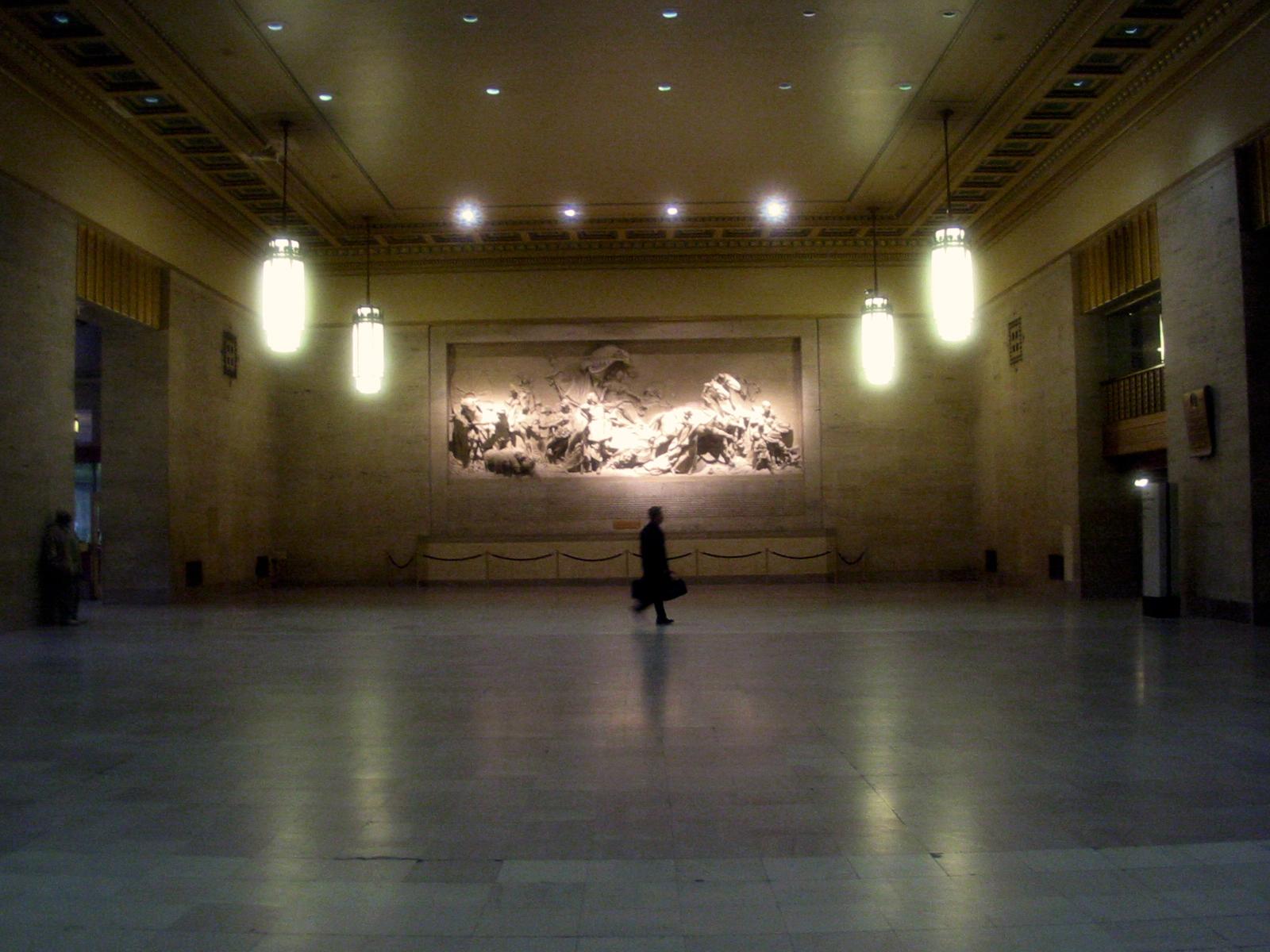 30th Street Station,  Philadelphia, Pennsylvania