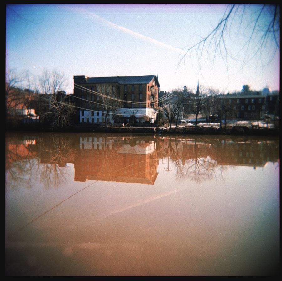Catskill Creek, Catskill NY