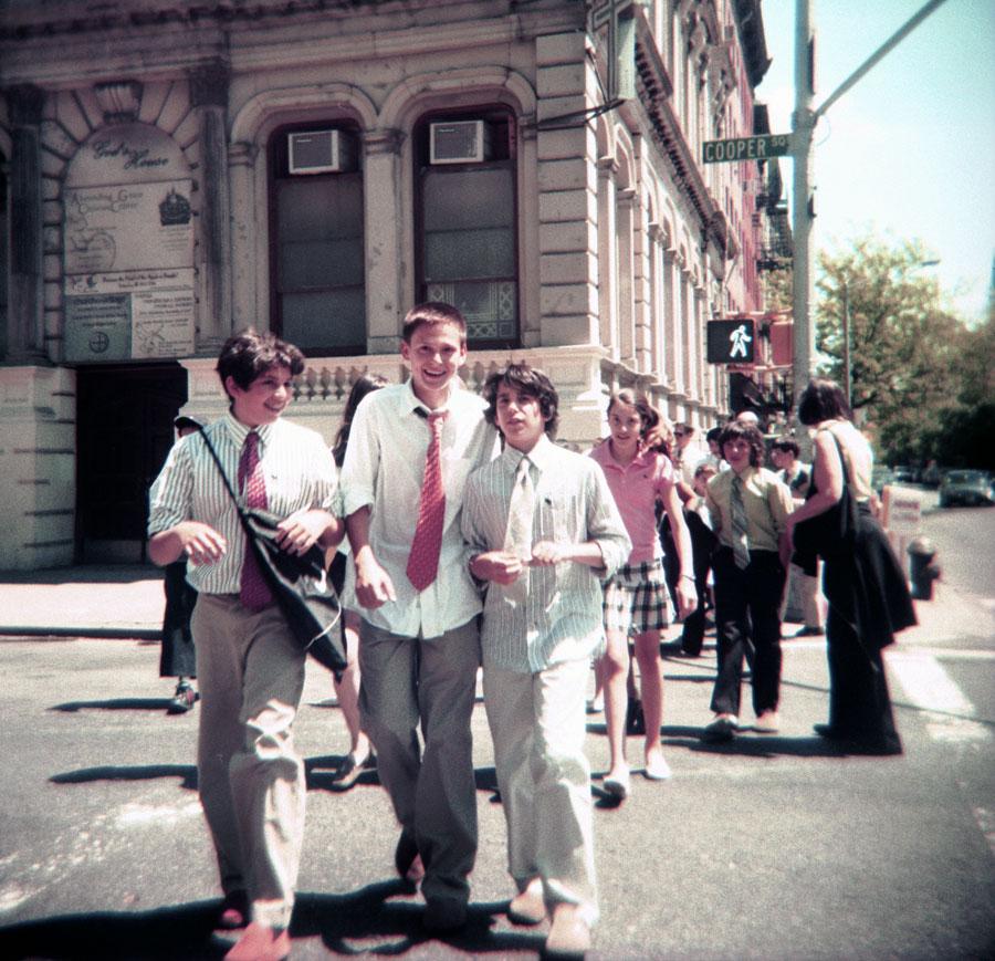 Boys, Astor Place, New York City