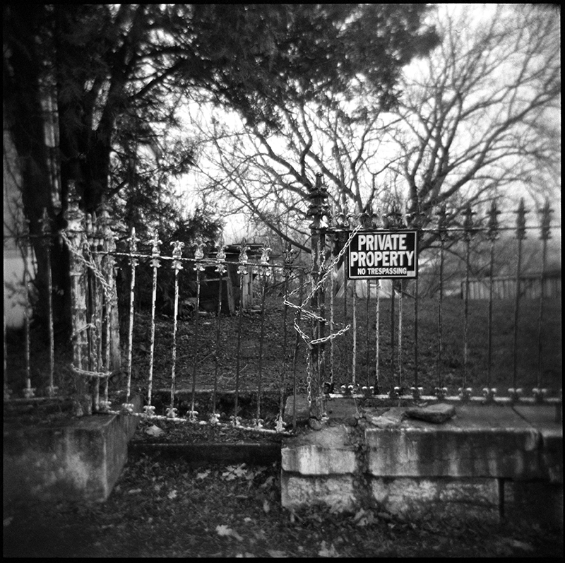 The Gate | Allen Street, Hudson NY