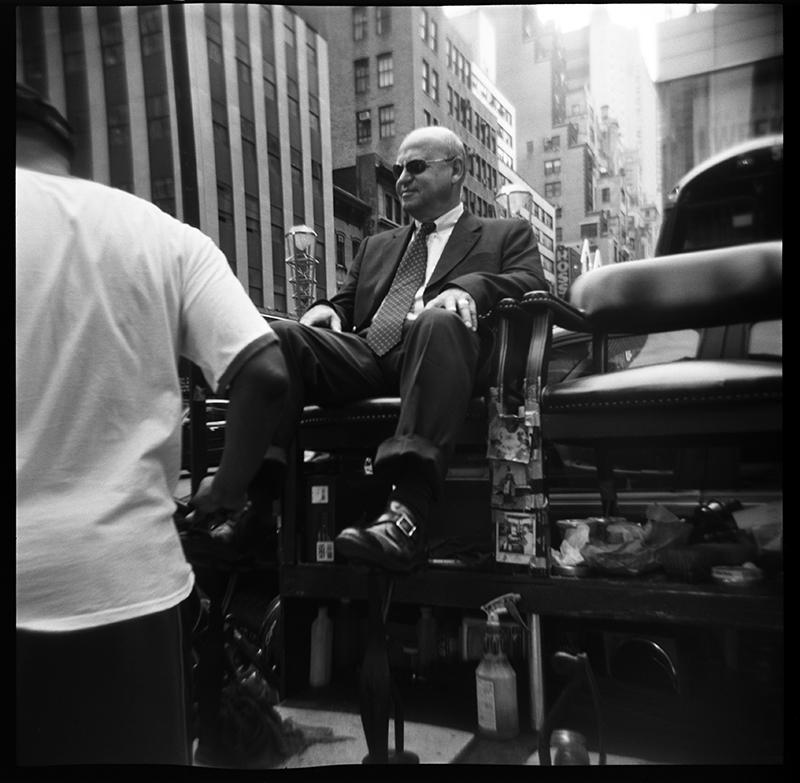 Fat Cat Shoe Shine | 6th Avenue, New York, NY