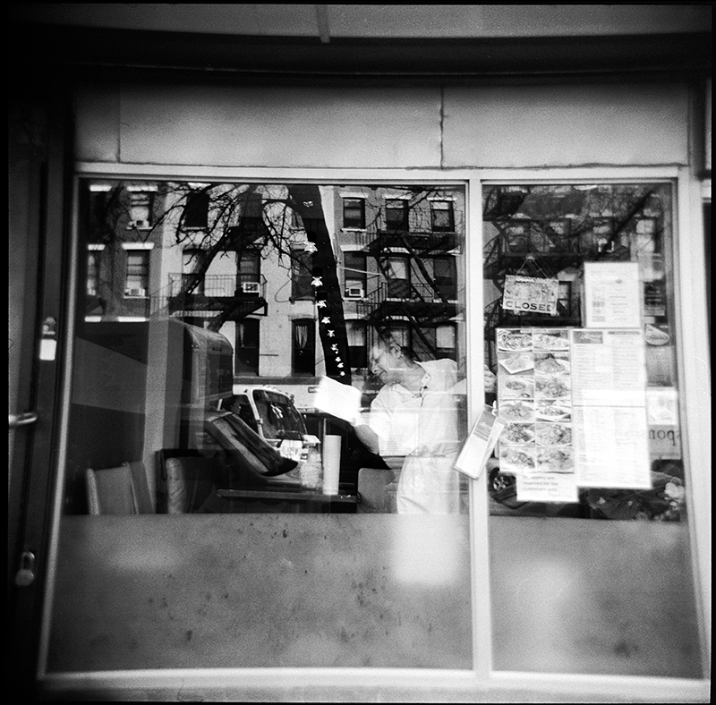 Window Washer | 9th Avenue, New York, NY