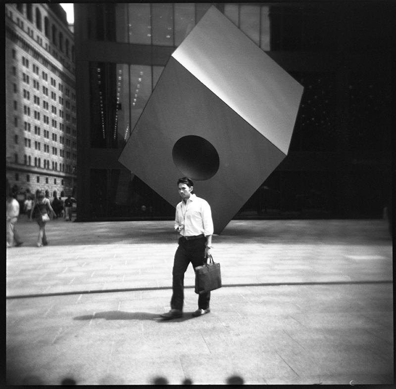 Square Peg | 140 Broadway, New York, NY