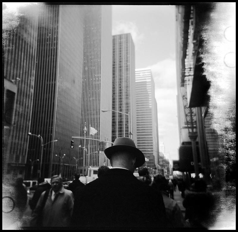 Midtown Man | 6th Avenue, New York, NY