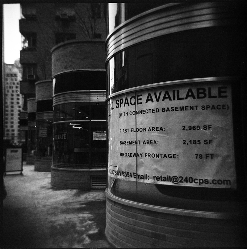 Space Available | Columbus Circle, New York NY