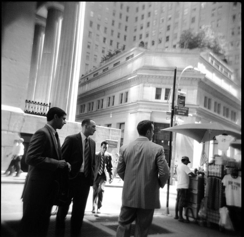 Men | Wall Street, New York, NY