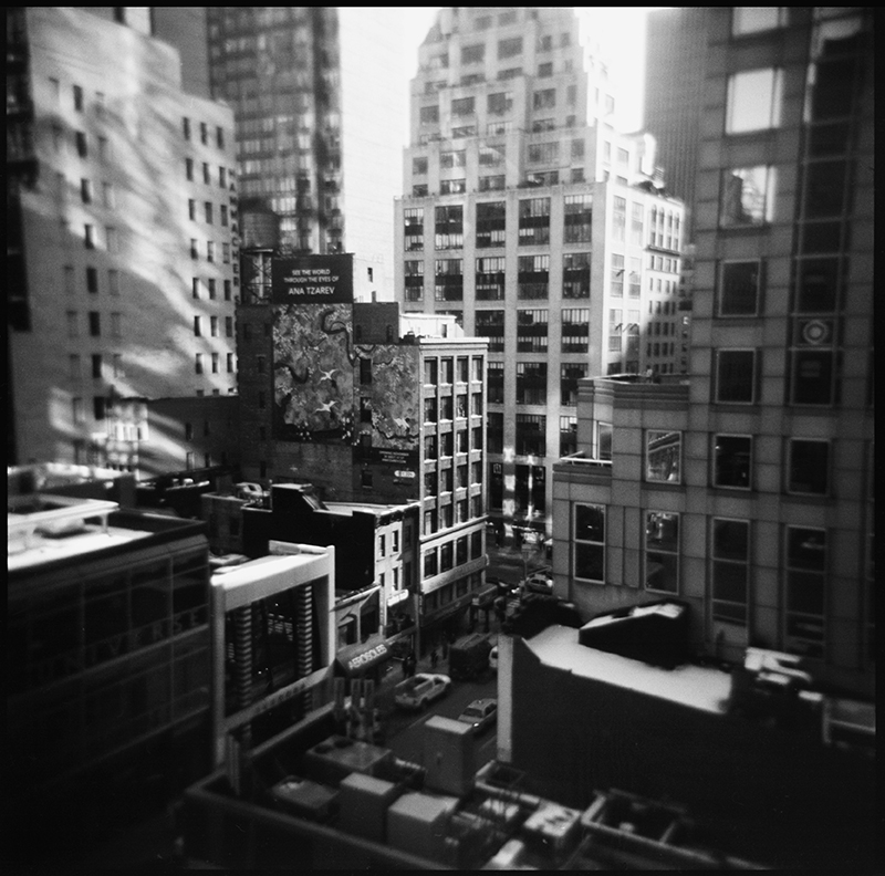 Live/Work Space | 58th Street, New York, NY