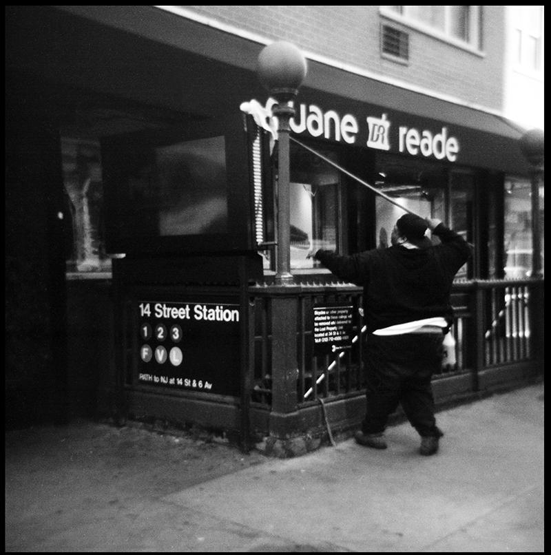 Subway Services | 14th Street, New York, NY