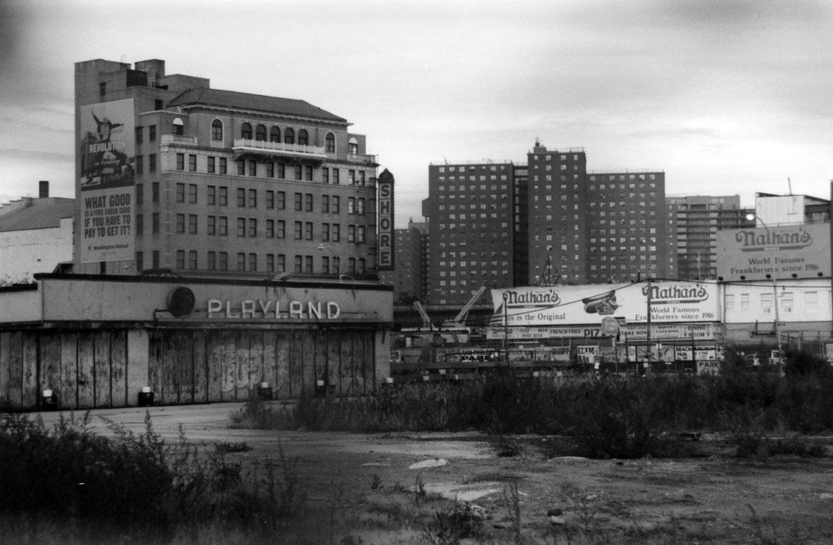 Playland Coney Island, Brooklyn New York