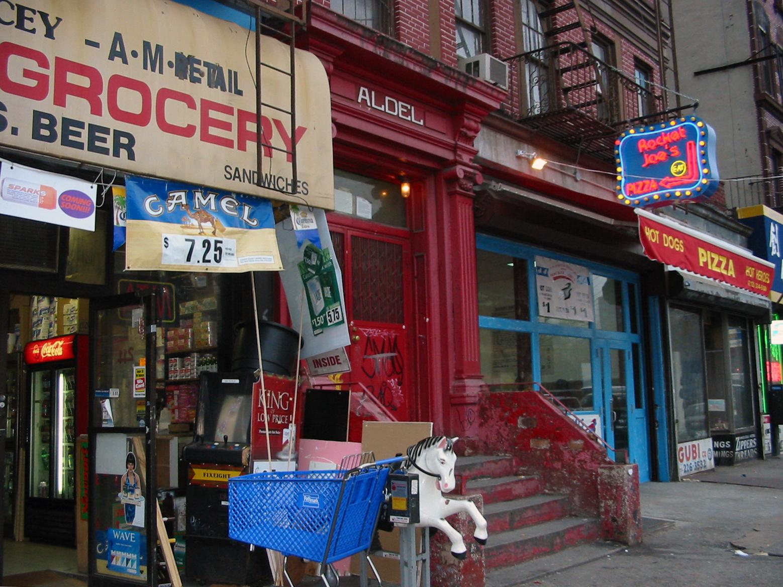 61 Delancey Street, New York City