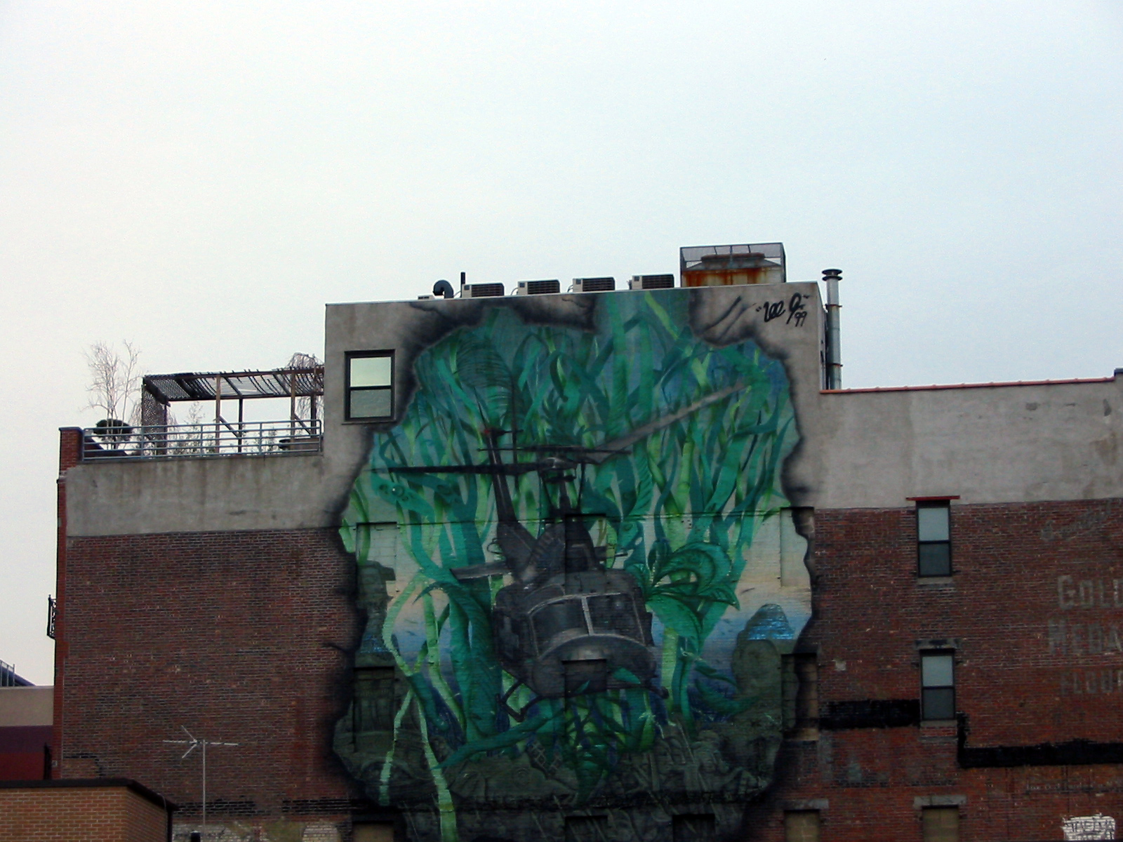 Allen Street, New York City