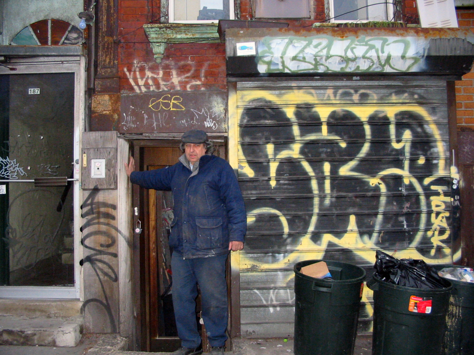 Chrystie Street, New York City
