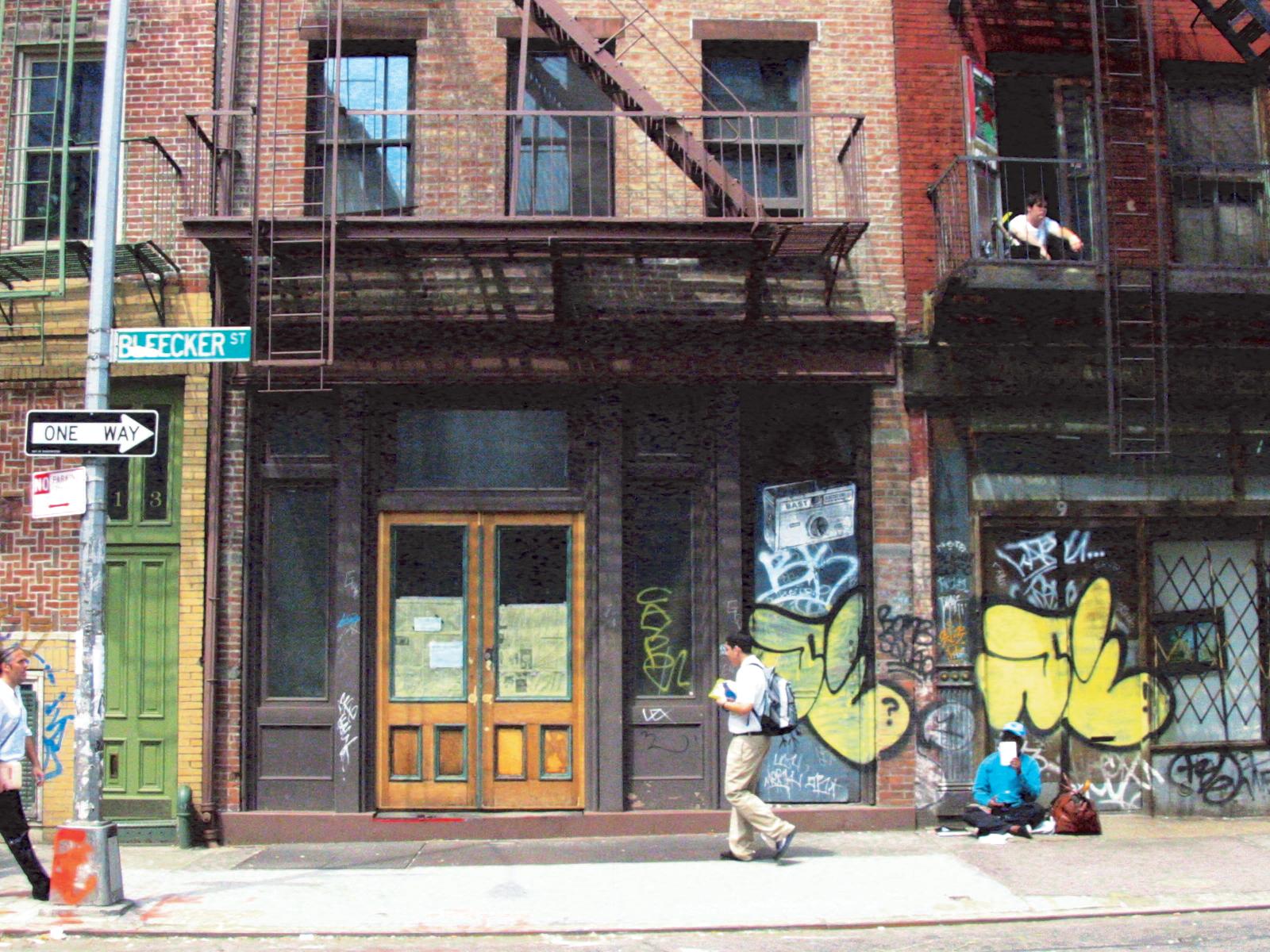 Bleecker Street, New York City