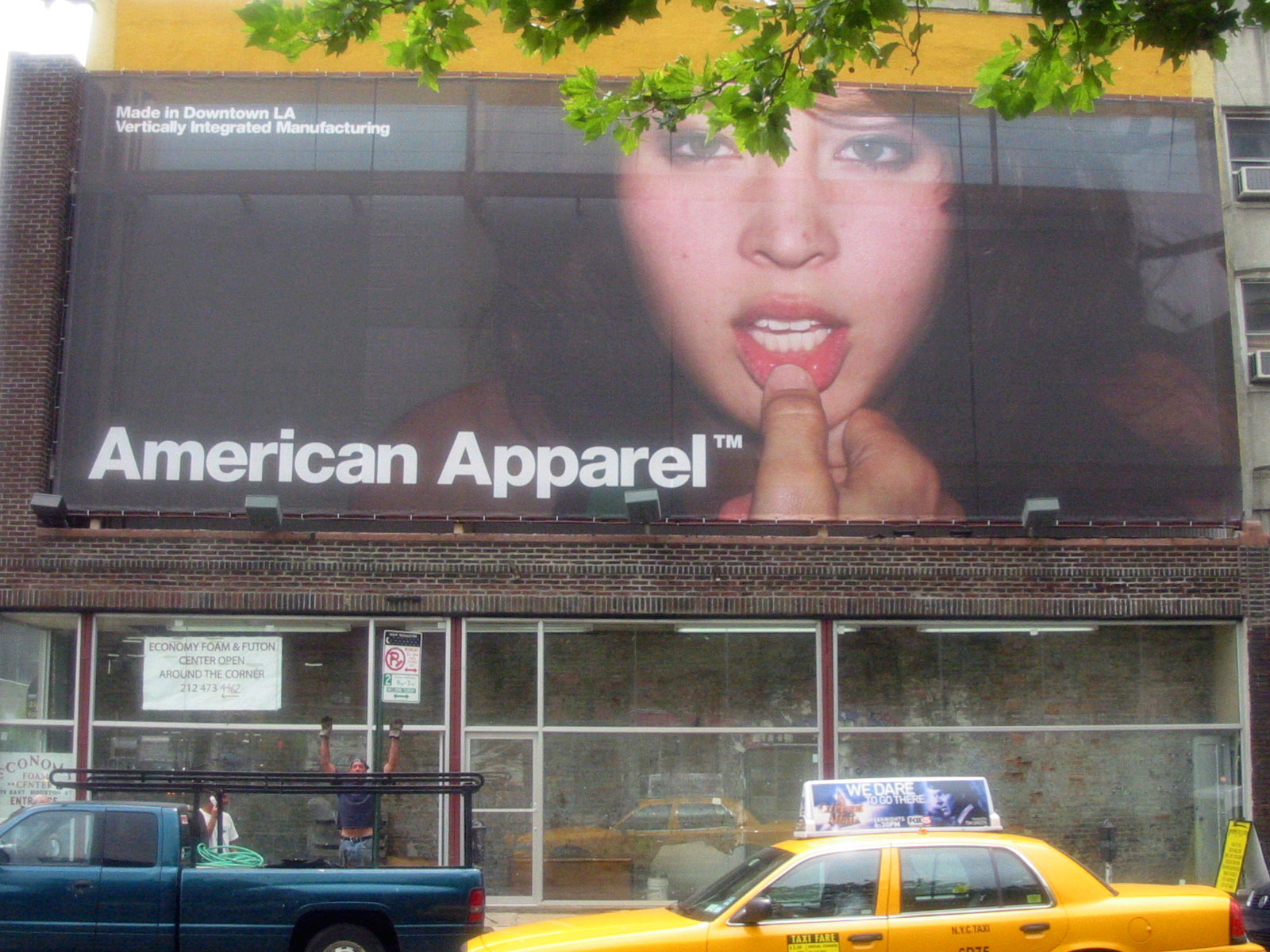 Banned | Allen Street, New York, NY