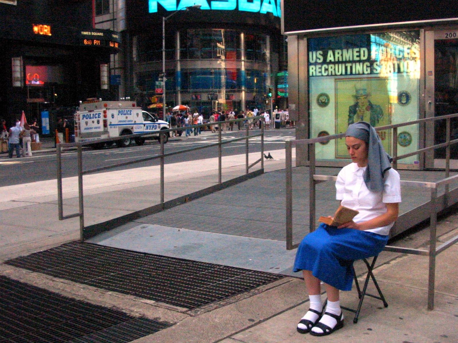 Times Square, New York NY