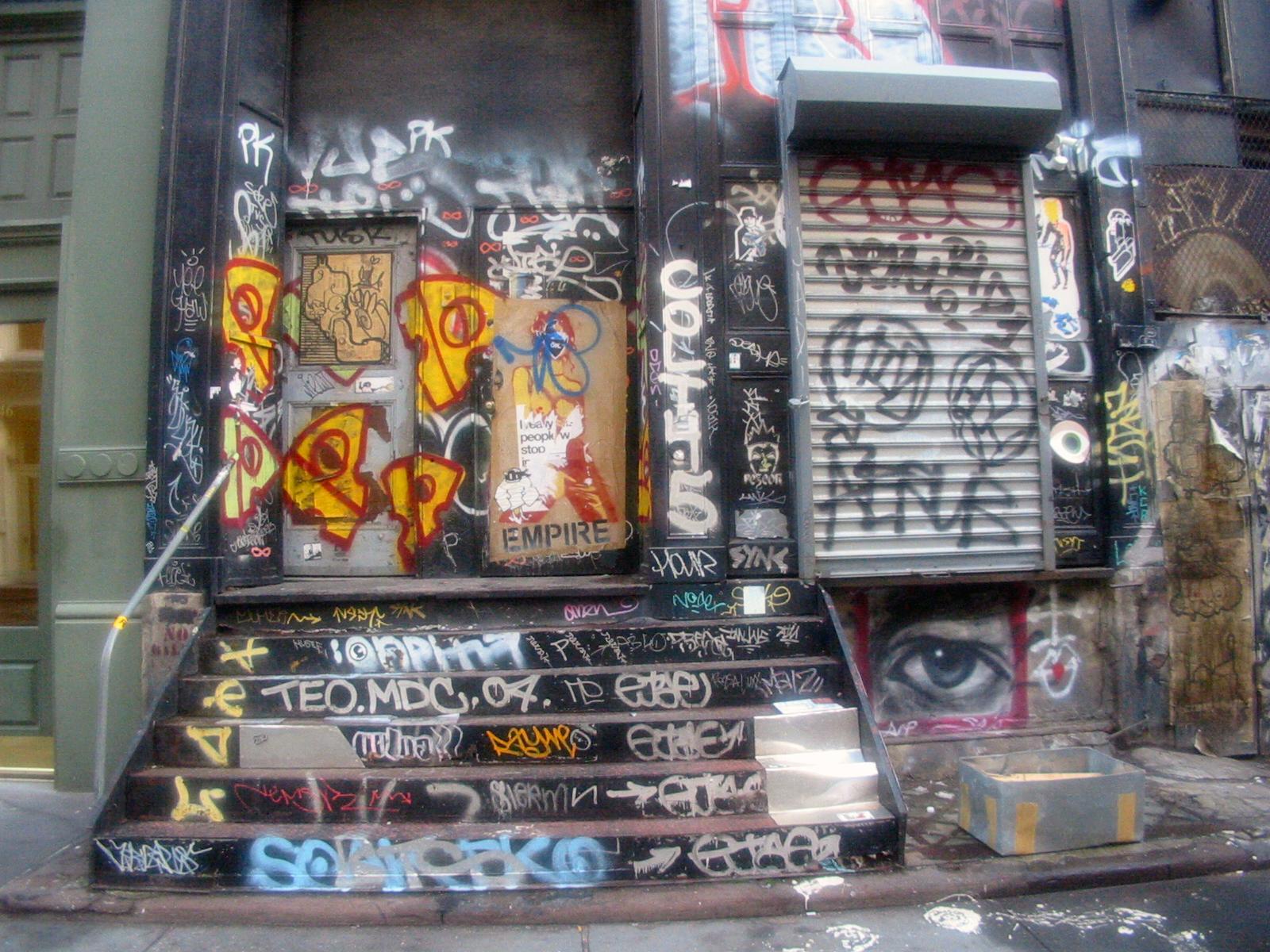 Wooster Street, New York, NY