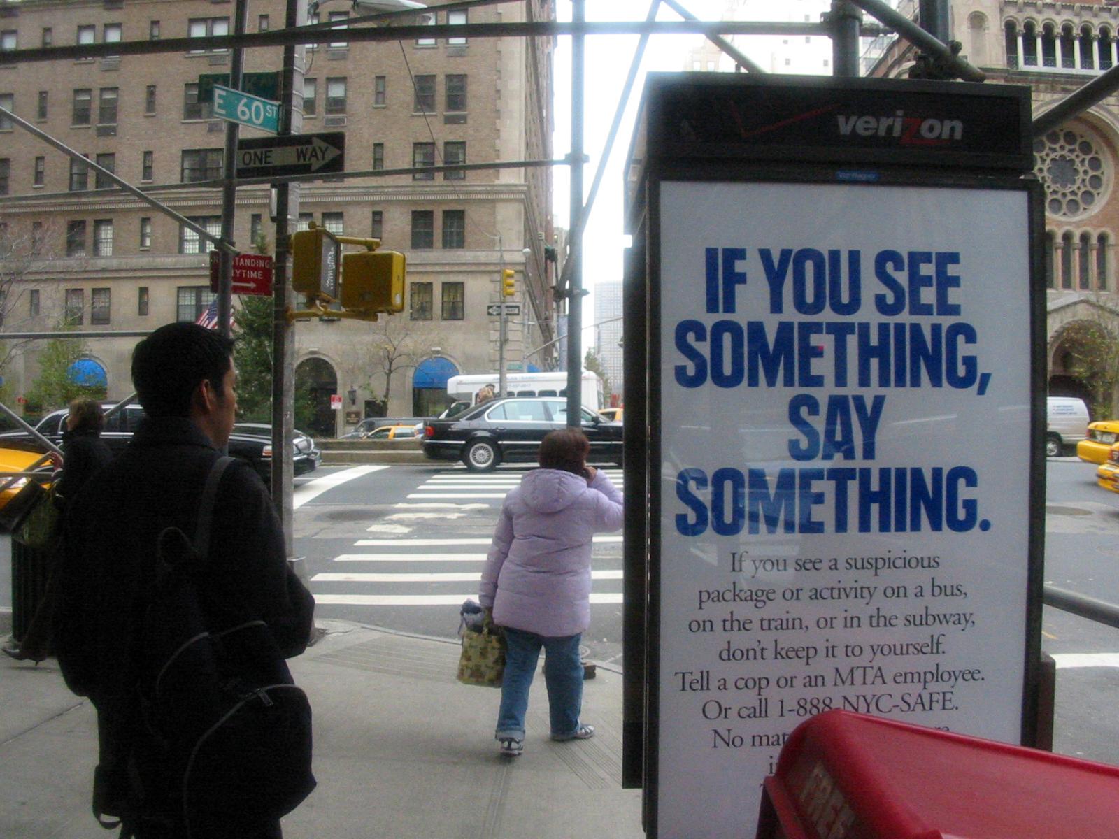 60th & Park Ave, New York City