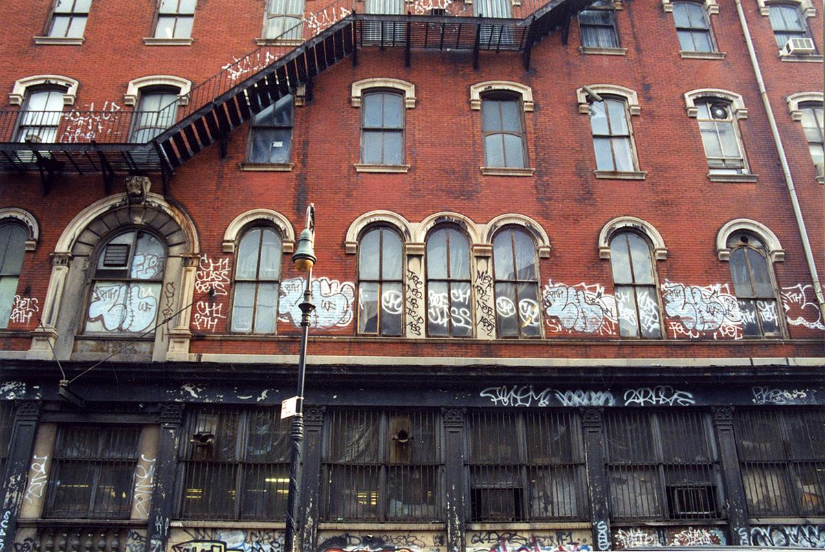 Mercer Street (Between Canal & Howard), New York City