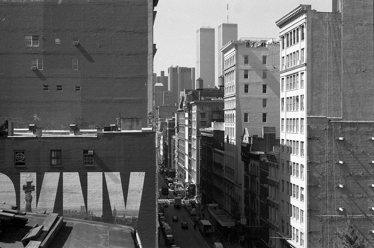 Houston and Broadway, New York, NY