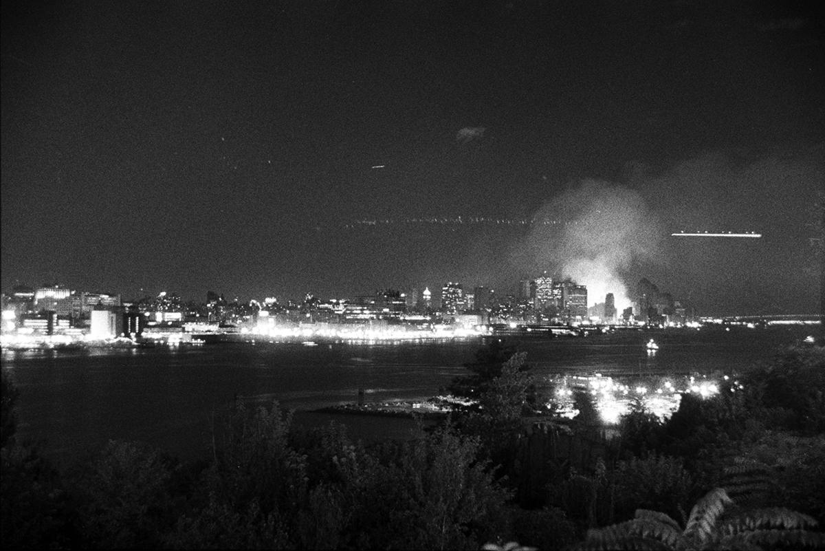 December, 2001, New York, NY