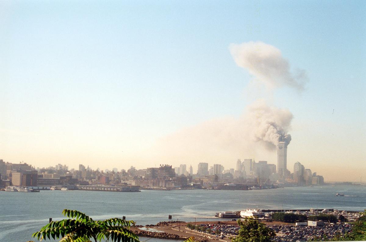 September 11, 2001, New York, NY