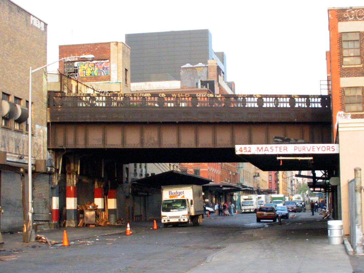 W. 13th Street, New York, NY