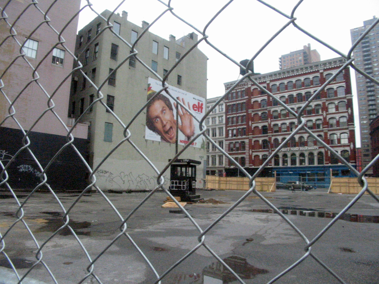 Astor Place, New York, NY