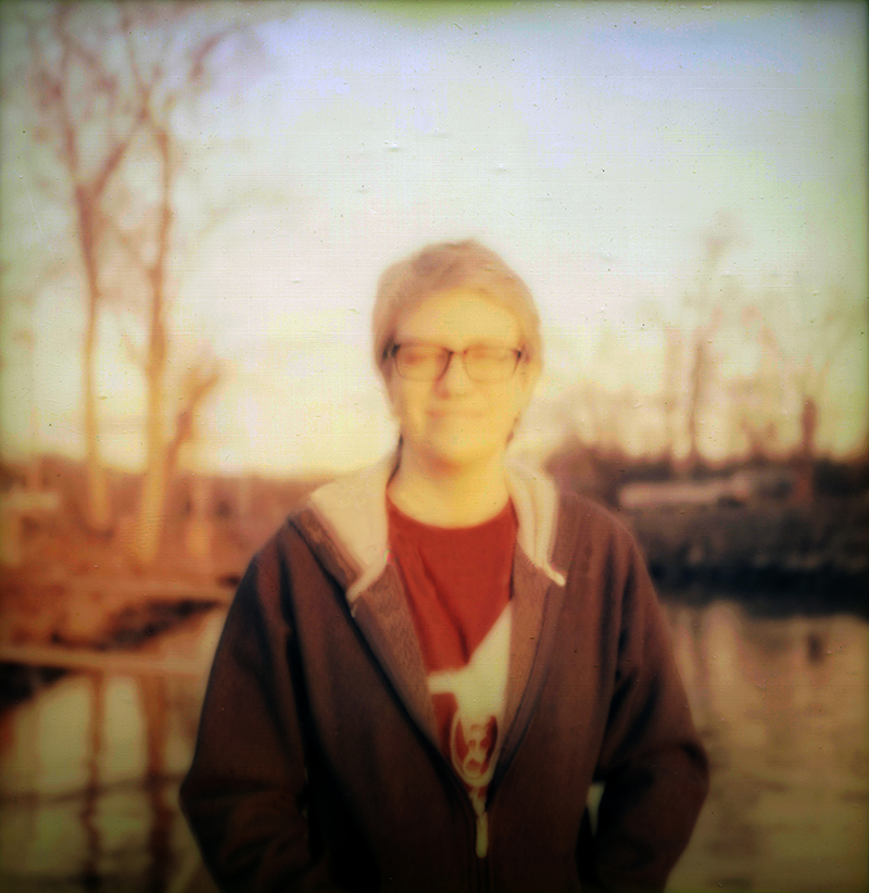 Martha at the waterfront | Hudson NY