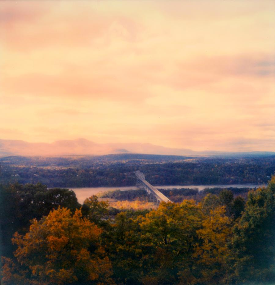 Rip Van Winkle Bridge | Olana, Hudson NY