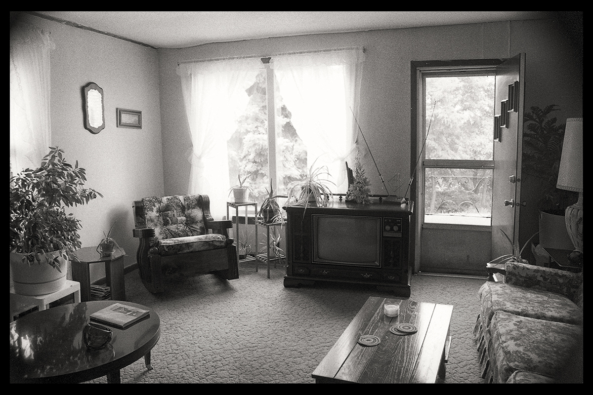 Leslie's Living Room | Wheeling, West Virginia