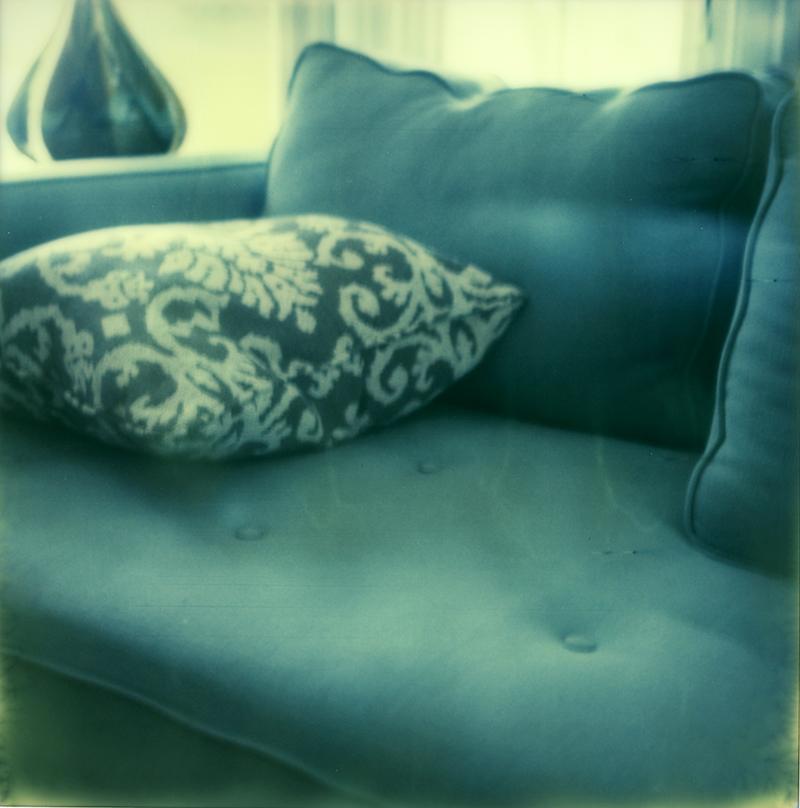 Blue Couch, Hudson NY