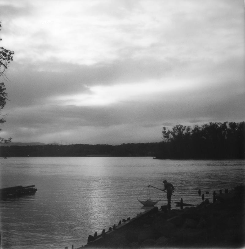 Fishing, Hudson River, Hudson NY