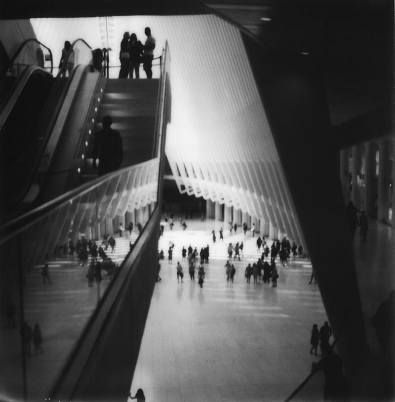 Inside the Oculus | WTC Transportation Hub, New York City, NY