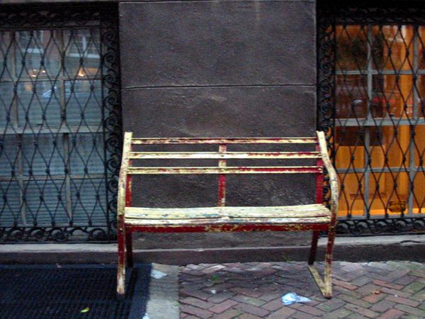 Empty: I Will Know When |  West Village, New York City