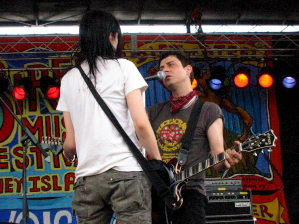 Sound: The Kills Siren Music Festival | Coney Island, New York