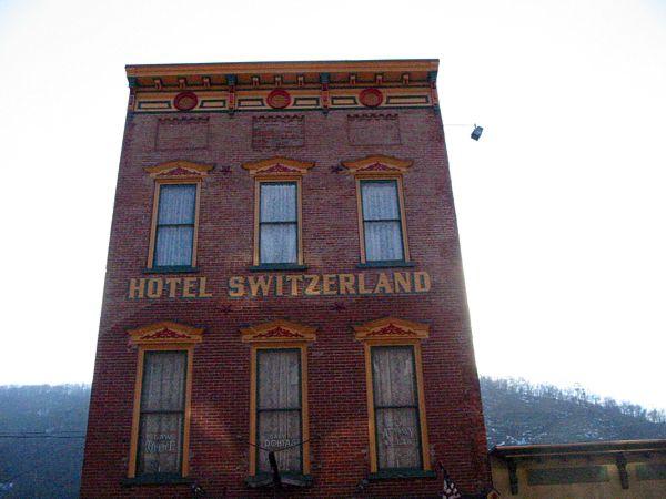 Hotel Morning | Jim Thorpe, PA