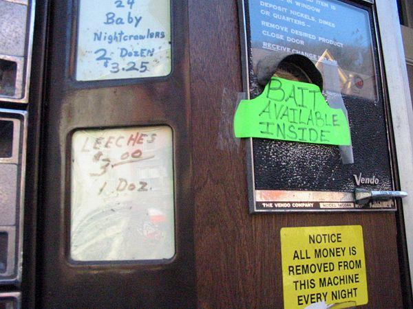 The Bait Machine | Jim Thorpe, PA