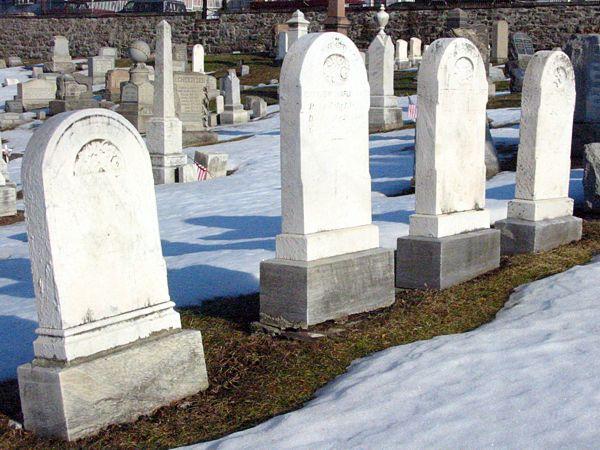 Family Plot | Jim Thorpe, PA