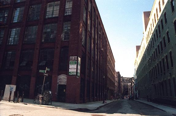Bridge Street, Brooklyn NY