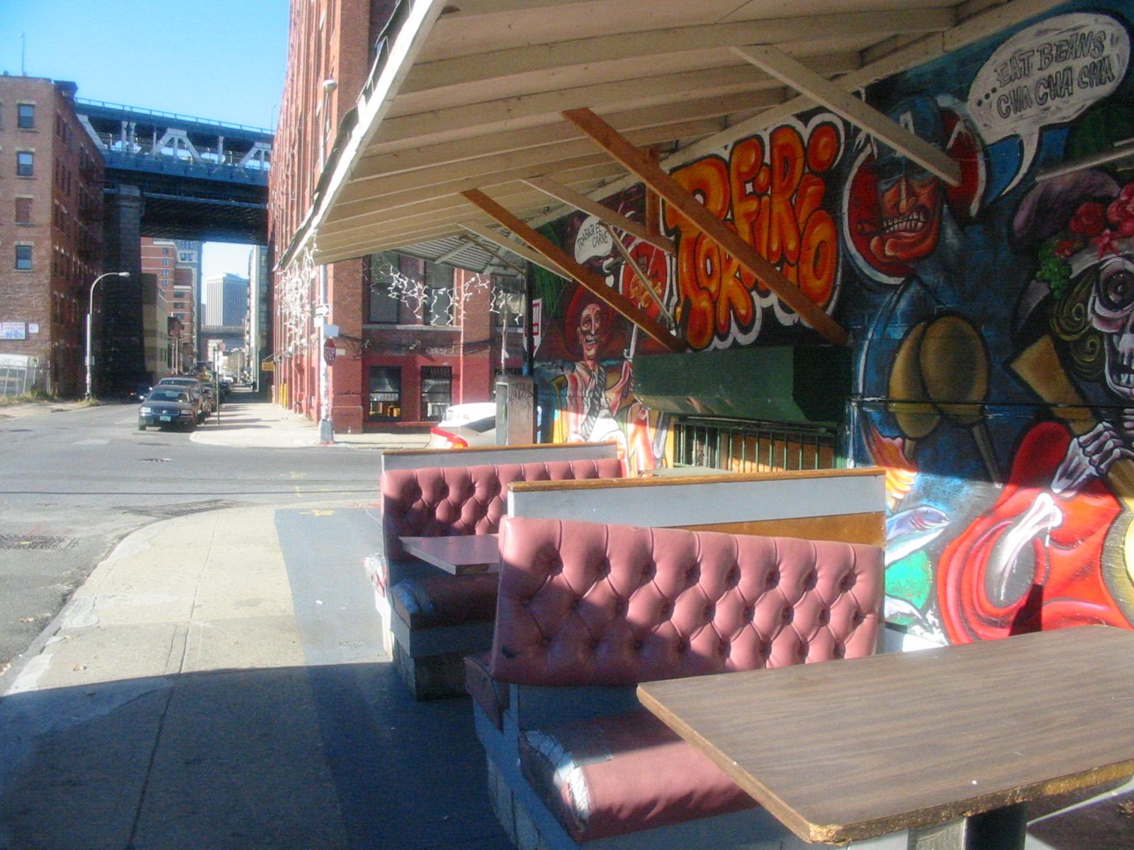 Pedro's |  Jay St, Brooklyn NY