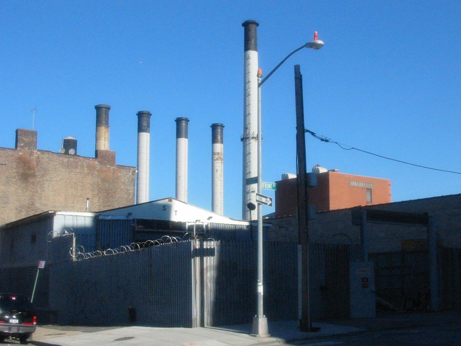 Front Street, Brooklyn NY