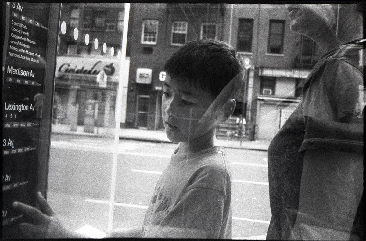 5th Ave Bus Stop, New York, NY