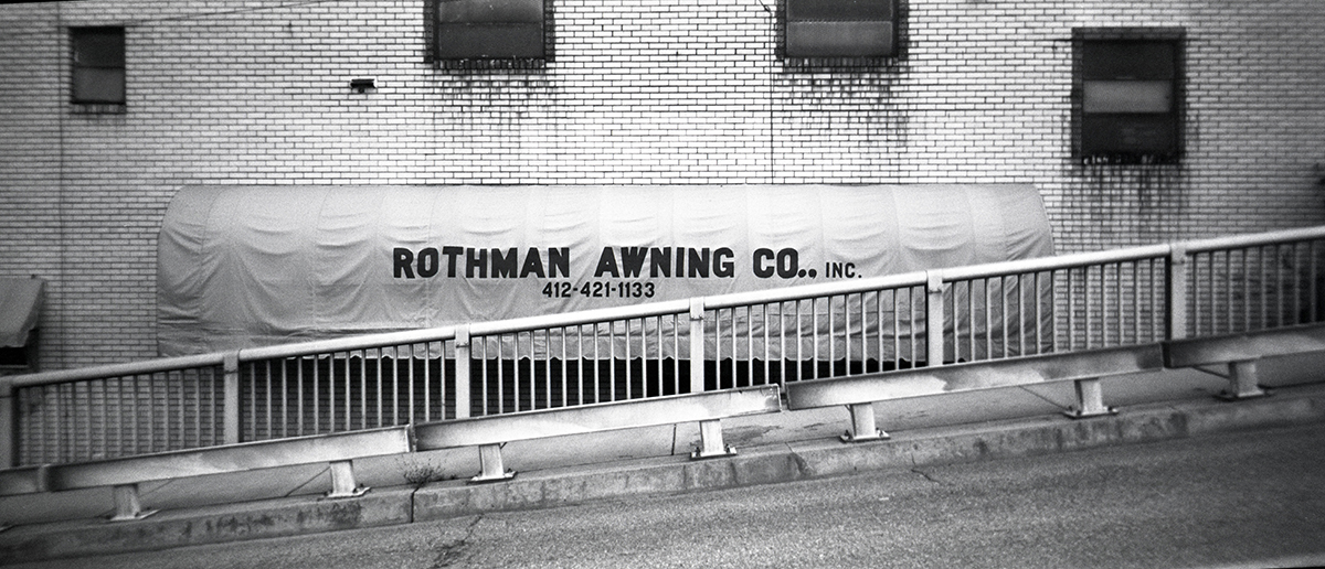 Awning | West Elizabeth Street | Pittsburgh, PA