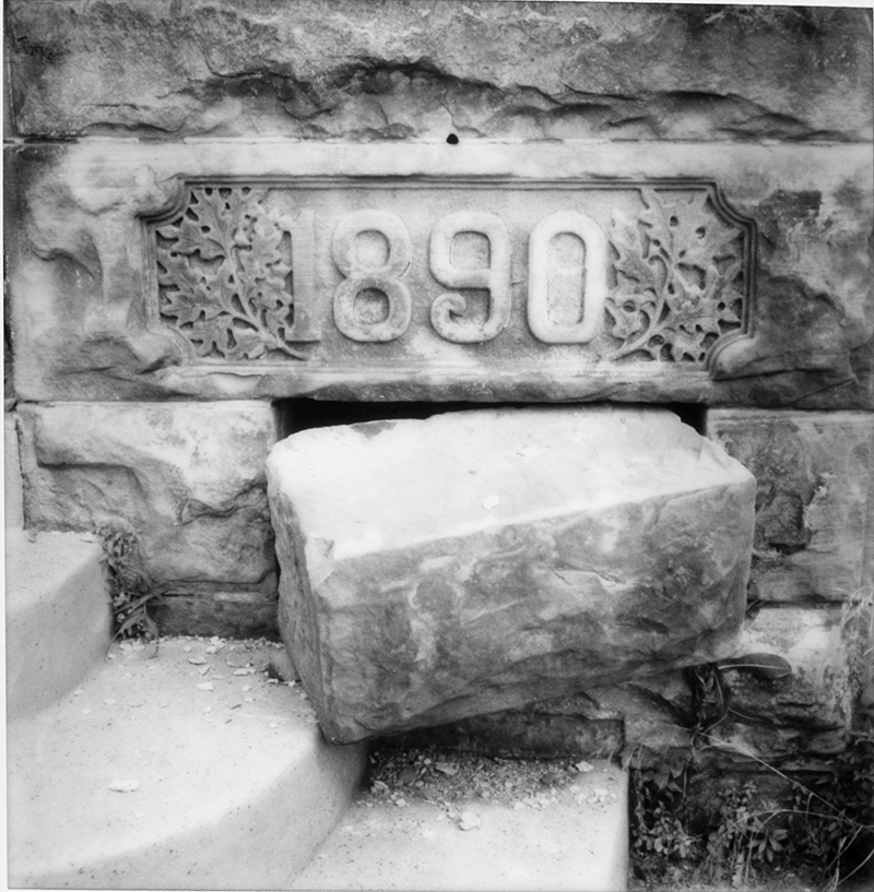 The Dogma Church Cornerstone | 130 Larimer Ave. Pittsburgh PA