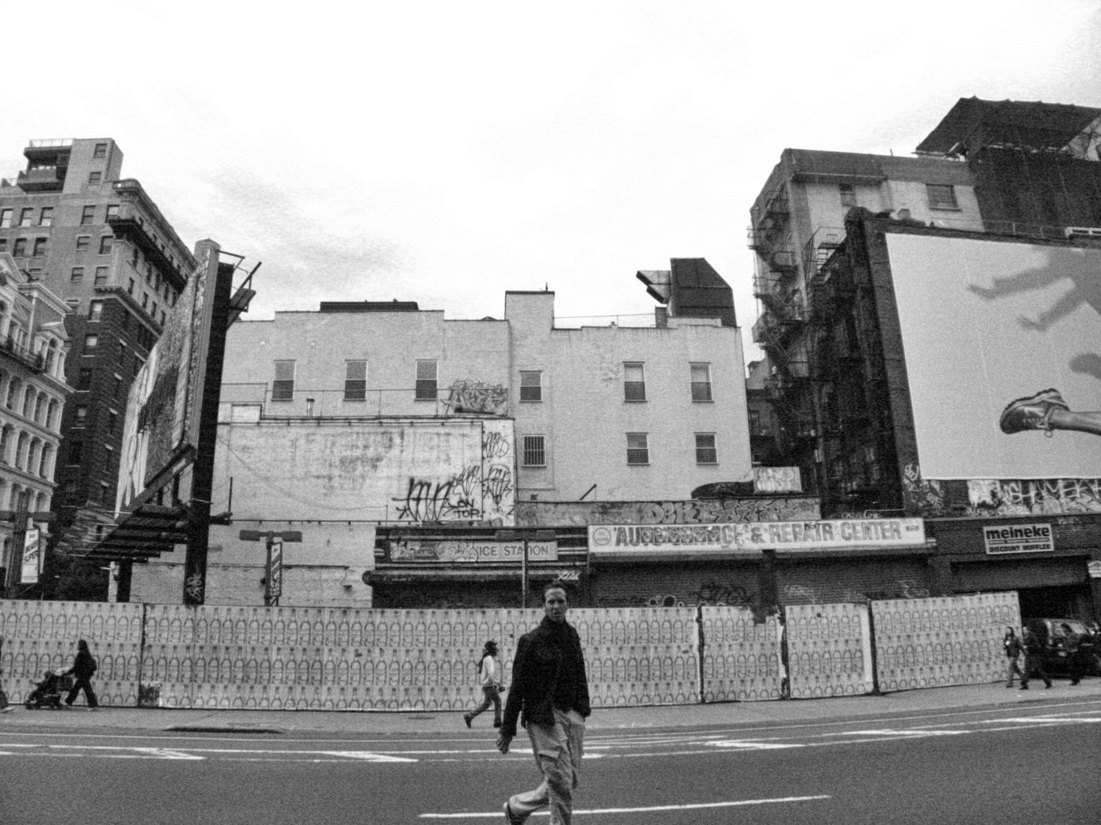 Lafayette Street (near Bond) New York, NY