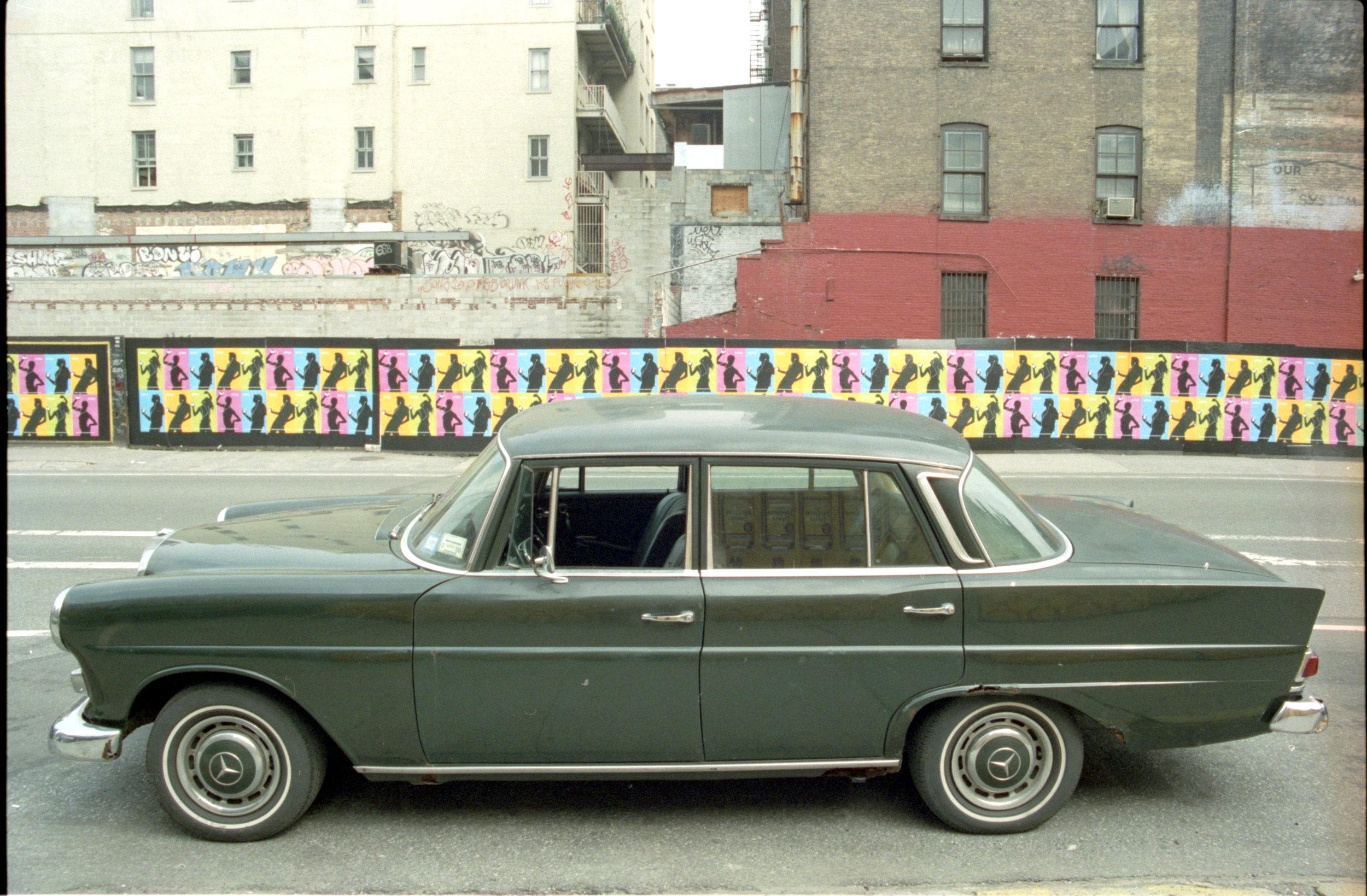 Layfayette Street, New York NY