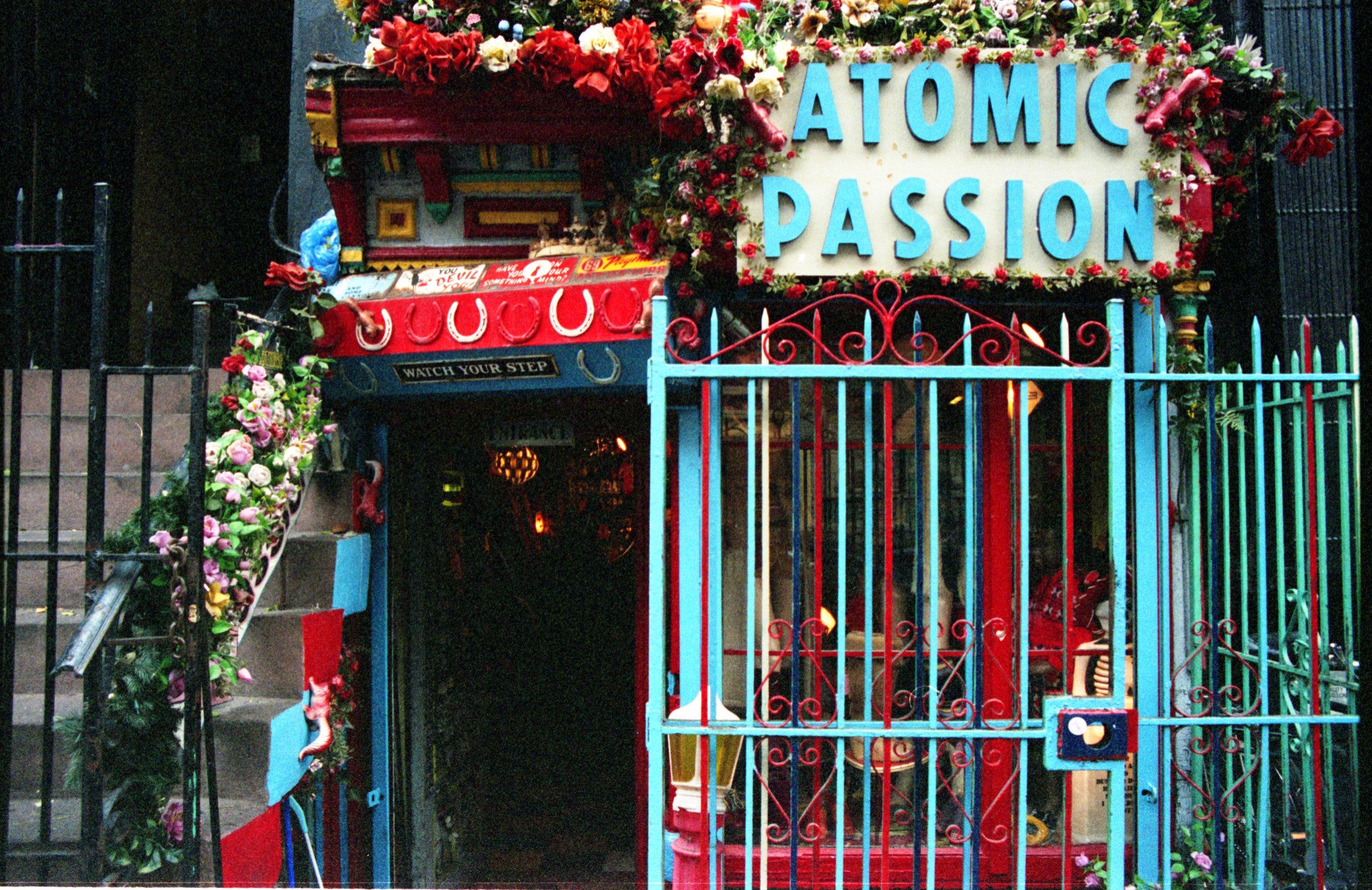 Atomic Passion Store, 430 E 9th Street, New York, NY