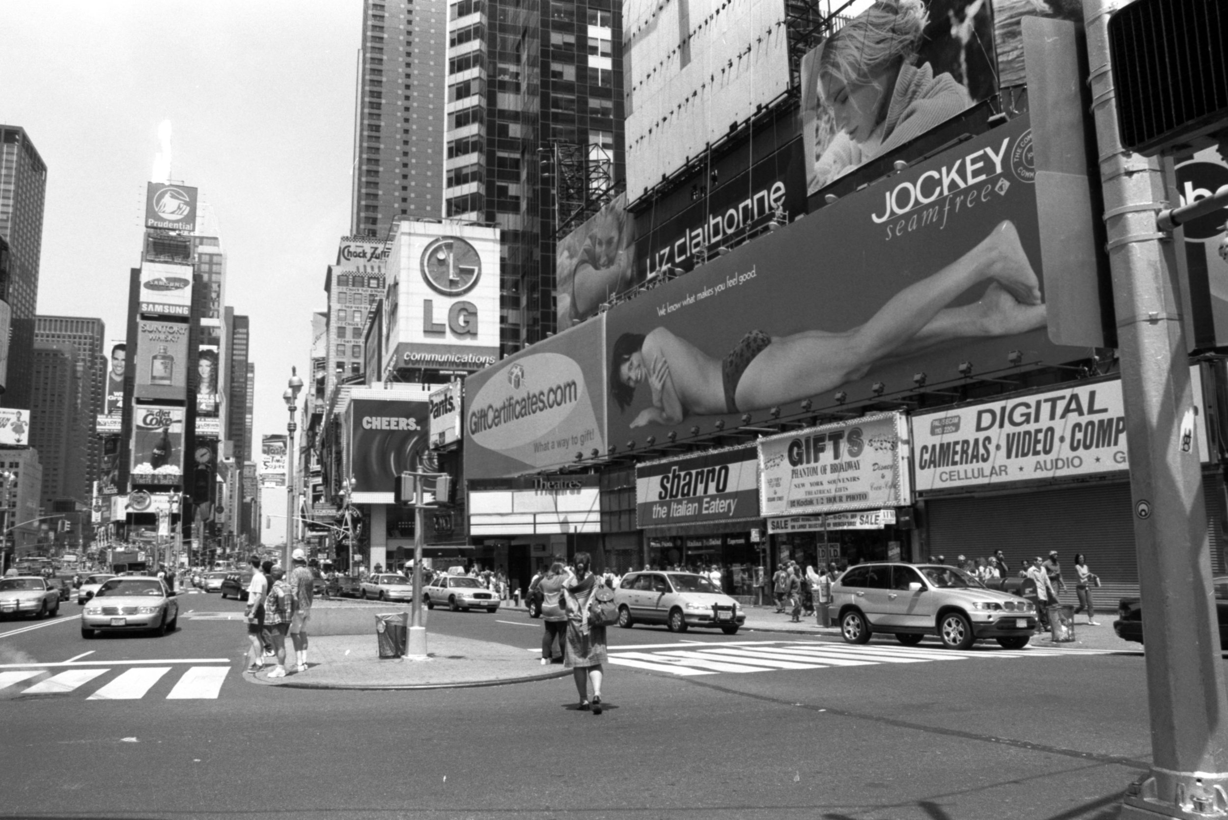 Times Square | 44th Street & 7th Ave, New York NY