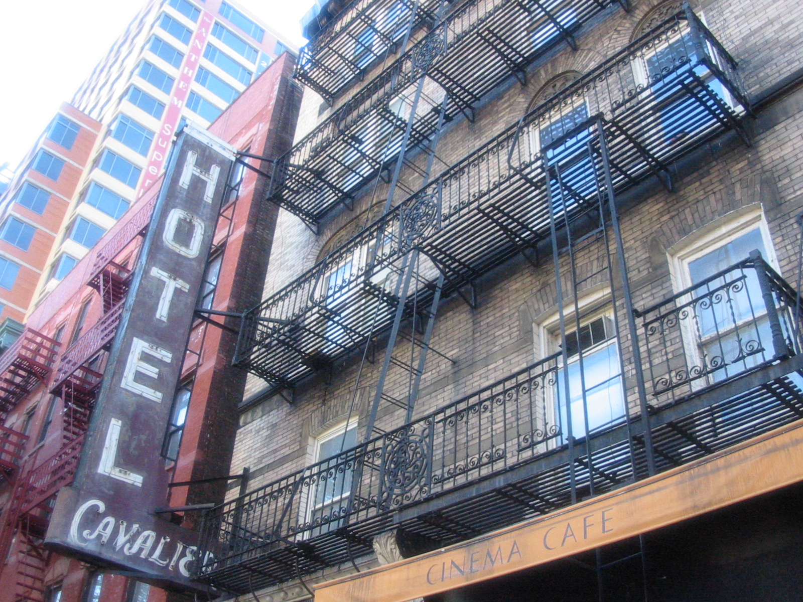 The Hotel Cavalier | 34th Street, New York NY